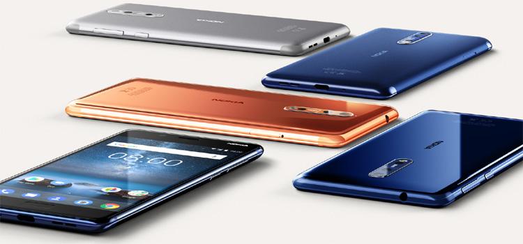 Le Nokia 8  débarque en septembre avec trois innovations