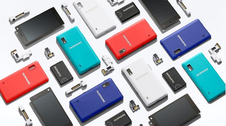 La version Android 7.1.2 Nougat débarque sur le Fairphone 2