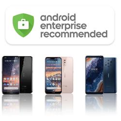 14 smartphones Nokia font désormais partie du programme Android Enterprise Recommended