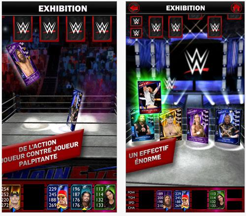 2K lance  WWE SuperCard sur plateformes mobiles