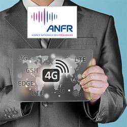 Plus de 37 000 sites 4G autorisés par l'ANFR en France au 1er octobre