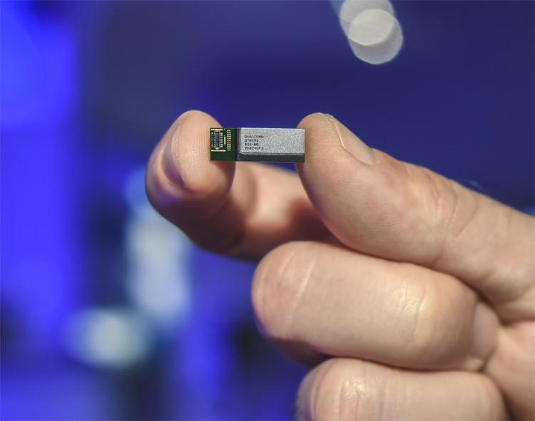 5G : Qualcomm dévoile sa nouvelle antenne qui augmentera le débit de nos smartphones