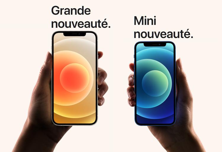 67% des français sont séduits par le nouvel iPhone 12