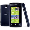 Acer a pr�sent� son premier smartphone sous Windows Phone 7.5 : l'Acer Allegro