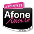 Afone Mobile baisse à 14.90 € par mois son forfait illimité
