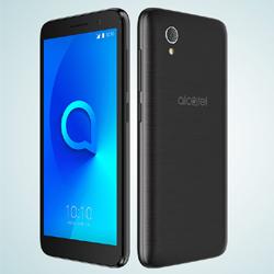 Alcatel 1 : un smartphone 4G sous Android Oreo à un prix très abordable