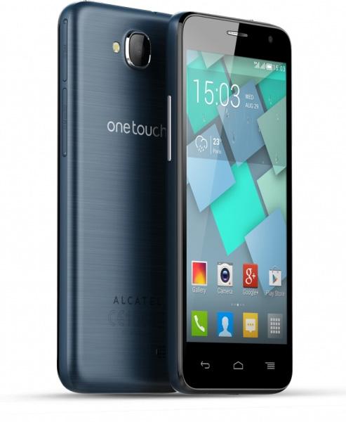 Alcatel annonce le lancement du One Touch Idol Mini