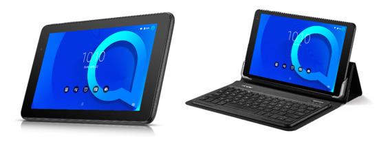 Alcatel prévoit de lancer deux nouvelles tablettes à petits prix