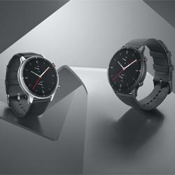 Amazfit GTR 2 et Amazfit GTS 2 : deux montres connectées au design élégant