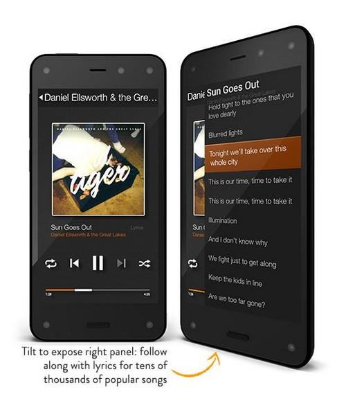 Amazon  : le prix du Fire Phone est à nouveau en baisse