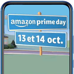 Amazon Prime Day : les Français pourraient passer 12 millions d'heures sur les applications de shopping