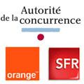 Amende record : Orange et SFR vont faire appel