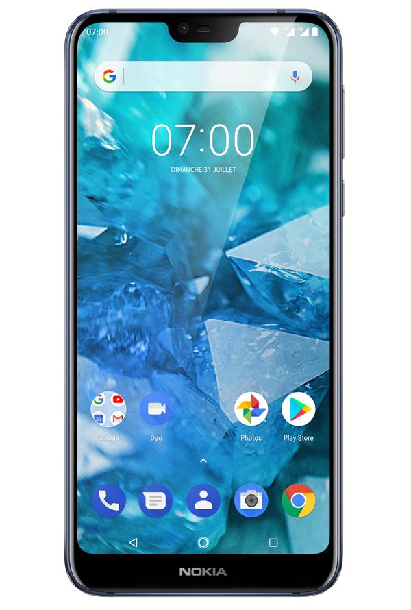 Android 9 Pie est disponible sur le Nokia 7.1