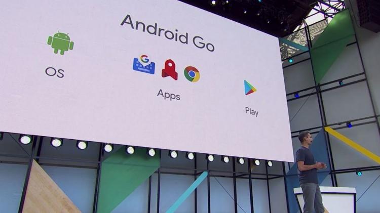 Android Go: bientôt des smartphones à 30 euros?