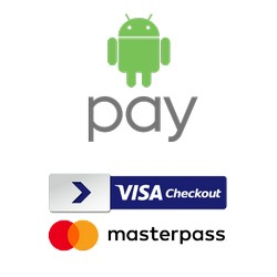 Android Pay : Masterpass et Visa Checkout enfin compatibles