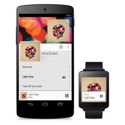 L'échange entre deux montres sera possible avec la prochaine update d'Android Wear