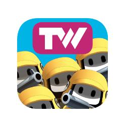 Tactile Wars sur l'App Store pour iPhone et iPad et sur Google Play