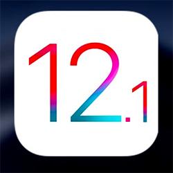 Apple a déployé la version iOS 12.1 avec Group FaceTime et le support du double-SIM