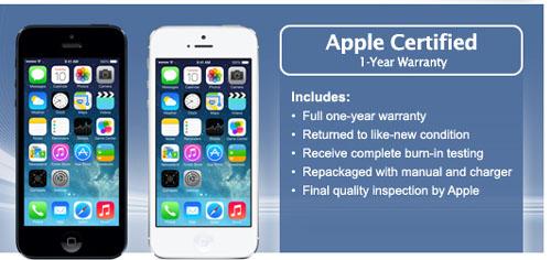 Apple brade à nouveau ses iPhone 5 sur eBay