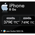 Apple contraint phoneandphone.com de suspendre les ventes de l'iPhone
