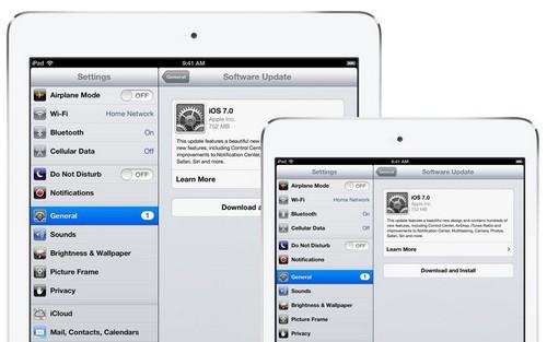 Apple déploie sa mise à jour 8.1.1 d'iOS
