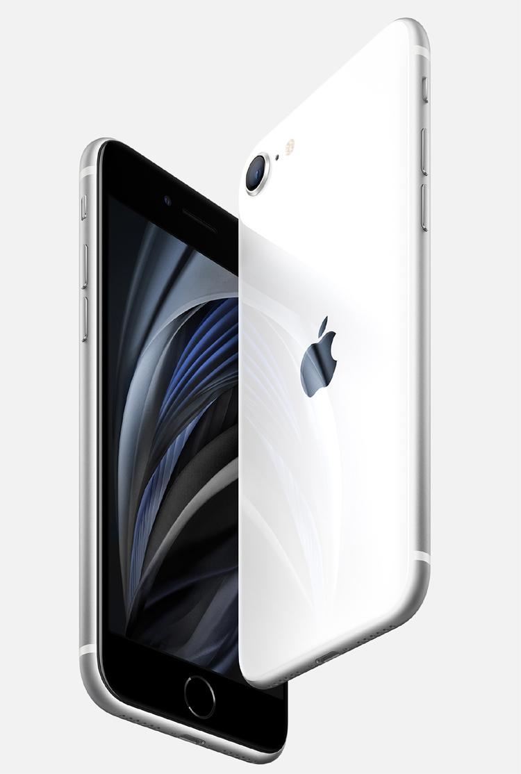 Apple dévoile la deuxième génération de son iPhone SE