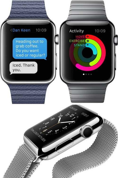 Apple donne des informations complémentaires sur son Apple Watch