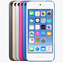 Apple dévoile son dernier iPod Touch