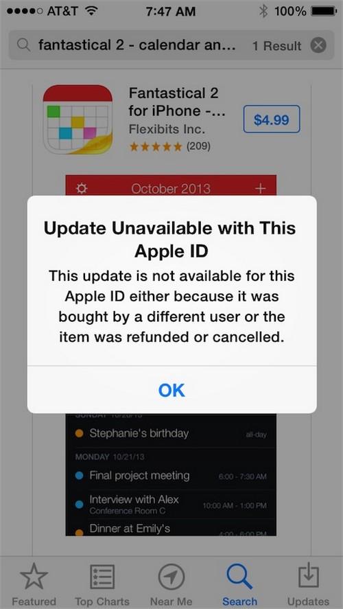 Apple met fin à sa fonction de remboursement sur l'App Store