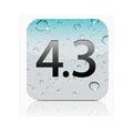 Apple passe à la version iOS 4.3