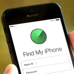 Si la fonctionnalité Localiser mon iPhone n'est pas activée sur l'appareil égaré