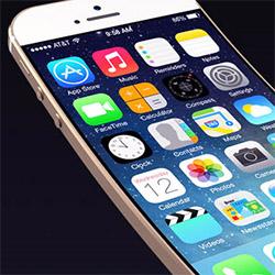 Apple travaillerait sur un iPhone avec un écran incurvé sans le toucher