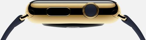 Apple Watch : une montre Edition serait commercialisée à 5000 dollars