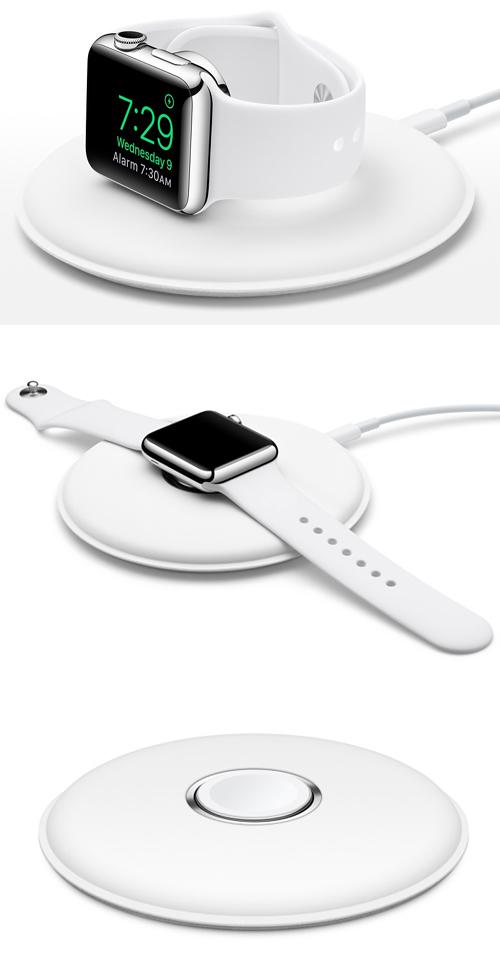 Dock, la station de charge magnétique pour l'Apple Watch