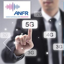 Au 1er avril, près de 56 000 sites 4G et 23 000 sites 5G autorisés en France par l'ANFR