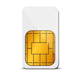 Autant de cartes SIM que d'êtres humains dans le monde