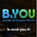 B&YOU : le mobile payable en trois fois sans frais dès octobre chez Bouygues Télécom