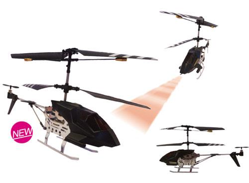 BeeWi innove avec son hélicoptère combattant télécommandé à partir d'un smartphone