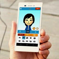 Bientôt la première application mobile Nintendo Miitomo