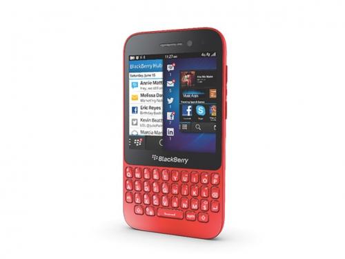 BlackBerry lève le voile sur un smartphone spécialement destiné aux pays émergents