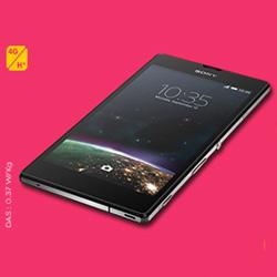 Le prix du Sony Xperia T3 chez Sosh à 169 € au lieu de 249 €