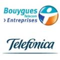 Bouygues Telecom Entreprises et Telefonica renforcent leur partenariat