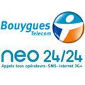 Bouygues Télécom étend sa gamme Neo avec des appels, des SMS et l'internet mobile en illimité