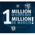 Bouygues Telecom fête son millionième client Bbox