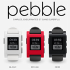 Bouygues Telecom int�gre  la montre Pebble dans ses boutiques