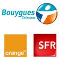 Bouygues Telecom, Orange et SFR s'allient dans les nouveaux services de communications multimédia