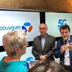 Bouygues Telecom ouvre son premier pilote 5G à Bordeaux