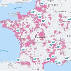 Bouygues Telecom franchit la barre des 10 000 antennes 4G actives en France
