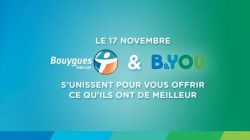 Bouygues Telecom récupère ses abonnés B&You
