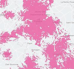 Bouygues Telecom renforce sa couverture 4G dans le département de la Vienne